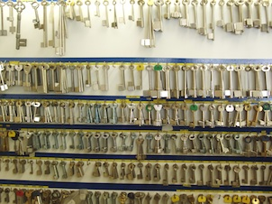 The largest range of keys in Lincolnshire