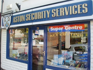 Aston Security 19 Laneham Street, Scunthorpe
