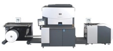 HP Indigo 7000 digital printing
